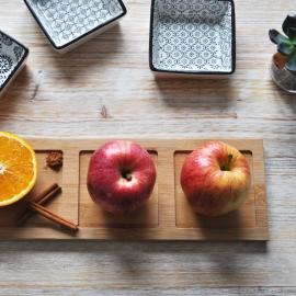 Recette bébé dès 6 mois : Douceur d'automne pomme, orange et pointe de cannelle
