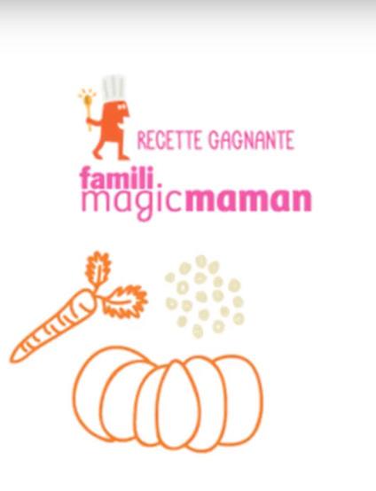 Coulisses : La recette Comme des Papas X Magicmaman