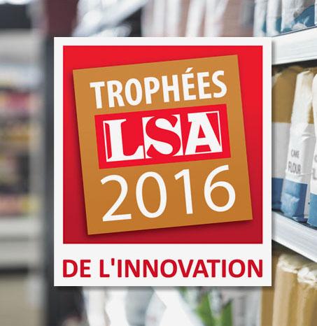 Comme des Papas remporte le Trophée de la Meilleure Tendance Alimentaire Bio de l'année 2016 !