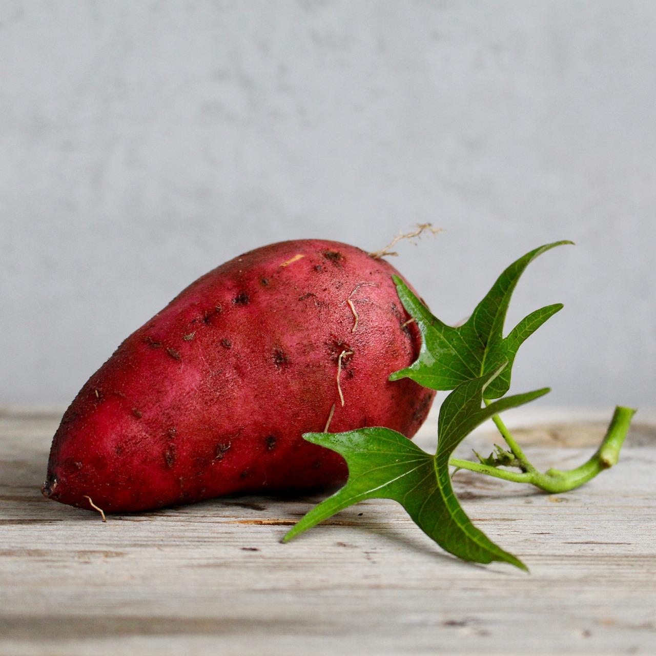 Recette bébé dès 6 mois : Purée maison de patate douce & brocoli