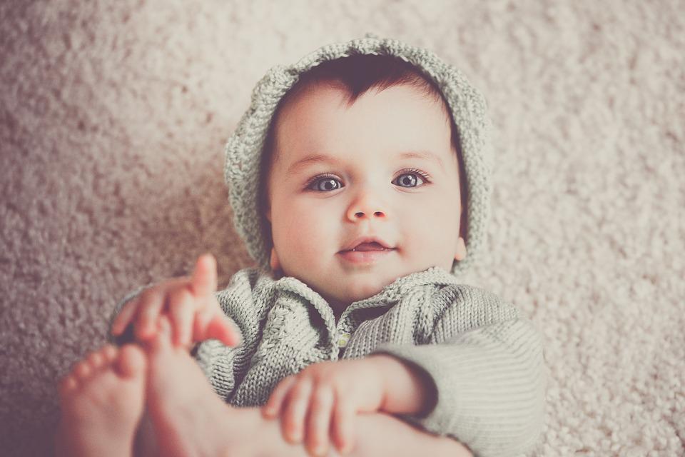 Calcium et vitamine D pour les bébés