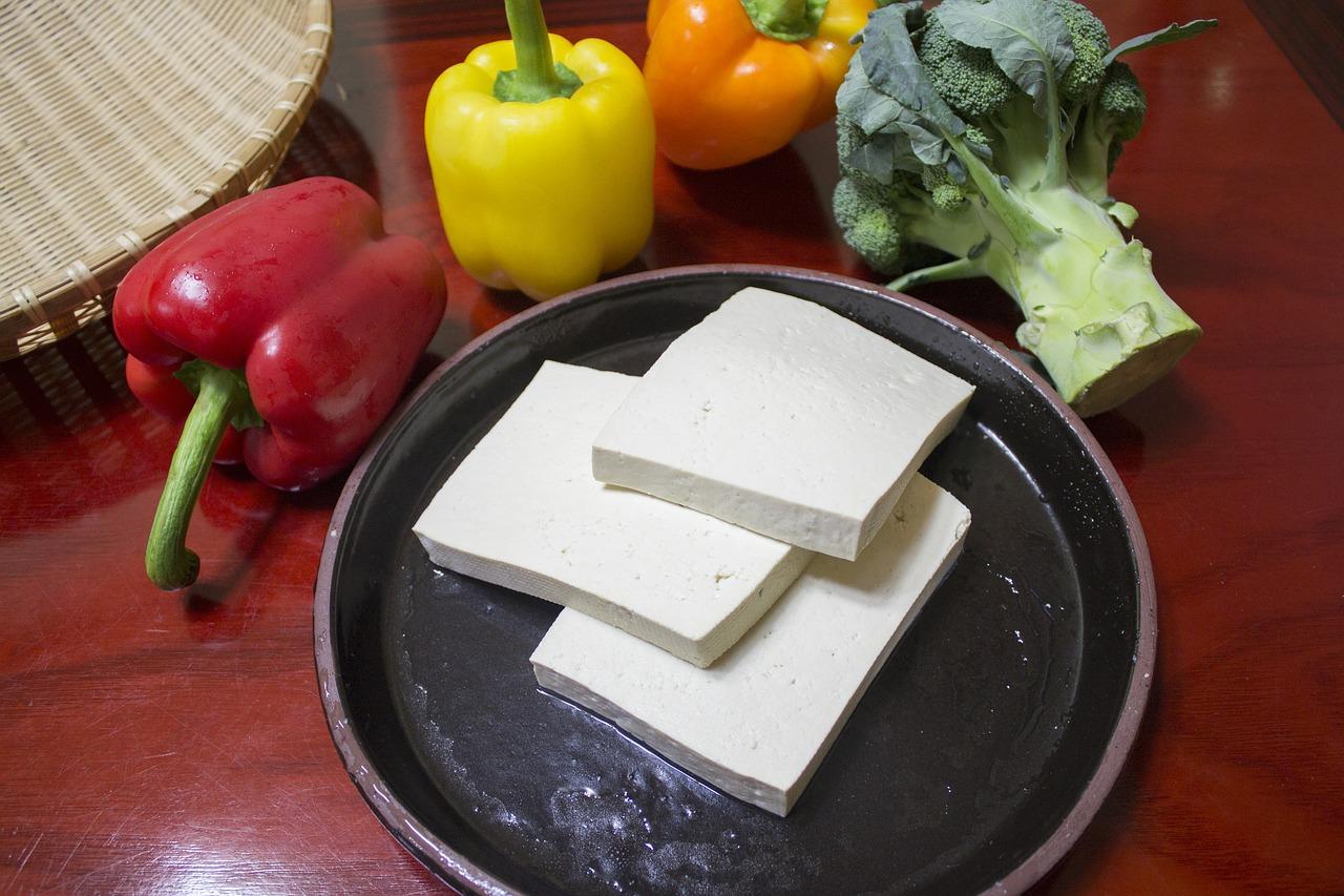 Le Tofu et le risque allergène