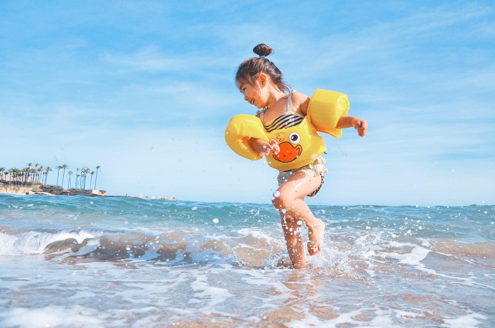 Bien préparer ses vacances avec bébé !