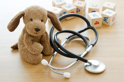 Nourrir un enfant malade