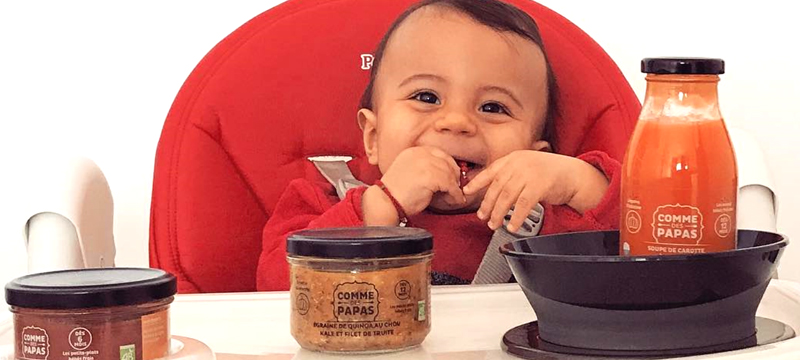 Bébé voyage : comment maintenir une alimentation équilibrée ?