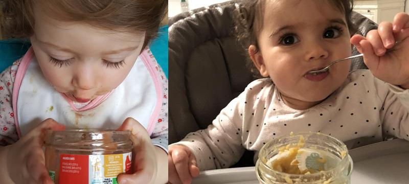 Le goûter de bébé : à tout âges, quels sont les types de goûters adaptés pour bébé ?