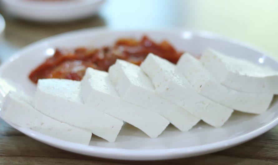 Le Tofu, un aliment santé pour les bébés