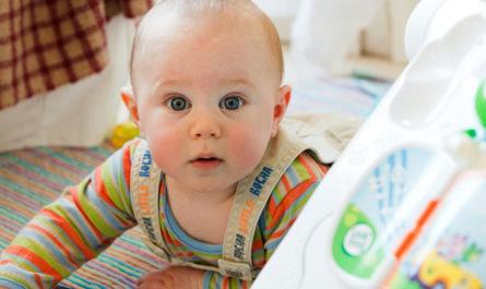 repas bébé creche